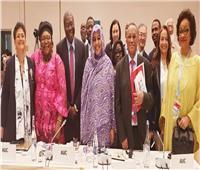 المستشار القانوني للاتحاد الإفريقي تشيد بنجاح قمة التيكاد