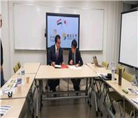 وزير التعليم العالي يختتم زيارته لليابان بتوقيع اتفاقية في علوم الفضاء مع جامعة طوكيو