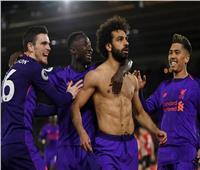 محمد صلاح يقود ليفربول أمام بيرنلي.. وماني وفيرمينيو في الهجوم