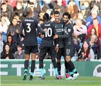 فيديو| ليفربول يستعيد صدارة الدوري الإنجليزي بثلاثية في بيرنلي