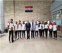وزارة الرياضة تستقبل أبطال مصر في ألعاب القوى والكانوى والكياك ورفع الأثقال