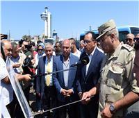 «مدبولي»: الرئيس السيسي يوجه «الحكومة» بتطوير ميناء الإسكندرية