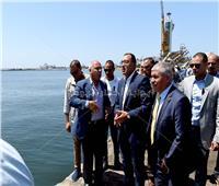 مدبولي: زيادة حركة التجارة عبر تطوير ميناء الإسكندرية في الفترة المقبلة