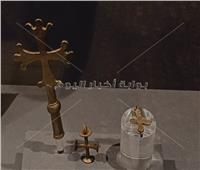 صور| «صلبان ومباخر ومخطوطات قبطية».. أبرز معروضات متحف طنطا