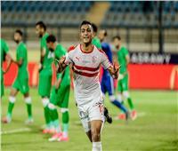 فيديو| «البديل» مصطفى محمد يقود الزمالك لنهائي كأس مصر