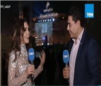 فيديو| نادية مصطفى عن أغاني المهرجانات: «الكلمة لازم تكون راقية وهادفة»