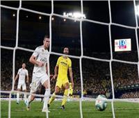 شاهد| ريال مدريد يتعادل بصعوبة مع فياريال في الدوري الإسباني