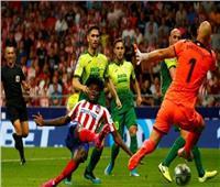 شاهد|ريمونتادا أتلتيكو مدريد تقوده لانتزاع صدارة الدوري الإسباني