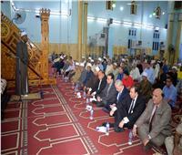 محافظ الأقصر يشهد الاحتفال بهجرة الرسول بمسجد السيد يوسف الحجاجي