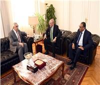 وزير الإسكان والسفير العراقي يبحثان نقل الخبرات والتجارب المصرية