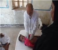 قافلة طبية مجانية توقع الكشف على 1363 مواطناً بقرية الجعافرة