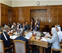 وزير التعليم العالي يترأس اجتماع مجلس المراكز والمعاهد والهيئات