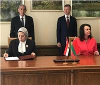 ناصر حامد: 17.4% زيادة في الصادرات المصرية للسوق البيلاروسي خلال العام الماضي