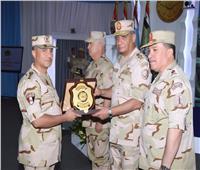 َوزير الدفاع يفتتح مشروع تطوير النظام الإشاري لقوات حرس الحدود