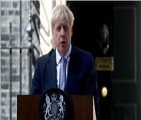 جونسون يستبعد تأخير موعد خروج بريطانيا من الاتحاد الأوروبي عن 31 أكتوبر