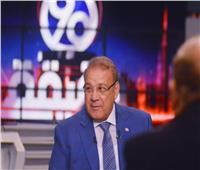 حسن راتب: «جامعة سيناء حصلت على المركز الأول في مسابقة إبداع»
