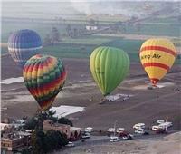 نواب الأقصر وغرفة شركات السياحة يطالبون بعودة رحلات البالون لسماء المدينة