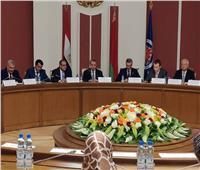 انطلاق الدورة السادسة للجنة المصرية البيلاروسية المشتركة بمنسك