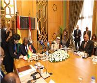 «البيئة» توقع على مذكرة تفاهم مع غينيا لترشيد المياه والتكيف مع التغيرات المناخية