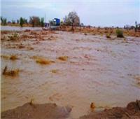 استمرار وصول طائرات المساعدات الإنسانية السعودية لمتضرري السيول بالسودان
