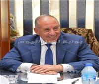 صور| اللواء أحمد عبدالله: خطة لربط محافظات الصعيد بالبحر الأحمر .. وتوصيل الغاز لجميع المدن