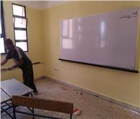 بالصور.. «الجيزة» تستعد لاستقبال العام الدراسي الجديد