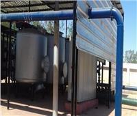 استمرار عمل اللجنة الوزارية المكلفة بفحص مياه الشرب بالوادي الجديد
