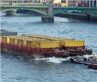 النقل: خطة شاملة لتطوير القطاع النهري لزيادة المنقول من البضائع