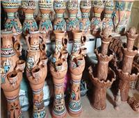 حكايات  أباليك ومزهريات وأنتيكات أوروبا «بتتكلم مصري»