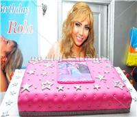 صور  رولا أسير تحتفل بعيد ميلادها