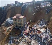 فقدان 9 أشخاص في انهيار أرضي جنوب غربي الصين