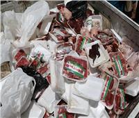 الصحة: إعدام 133 طن أغذية فاسدة خلال شهري يوليو وأغسطس