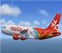 بعد توقف ١٢ عاما.. عودة رحلات الطيران المباشر من مالطا إلى القاهرة