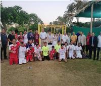 صور| توقيع بروتوكول تعاون بين اتحاد كرة اليد والأولمبياد الخاص المصري