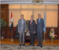 محافظ الإسكندرية يبحث مع سفير شيلي سبل تعزيز العلاقات