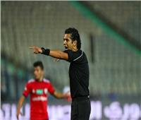 الغندور يدير لقاء المنتخب الأولمبي والسعودية غدا