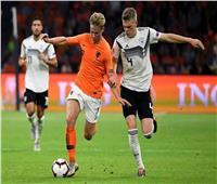 التشكيلة الرسمية لمنتخبي ألمانيا وهولندا في تصفيات «يورو 2020»