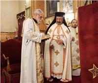 بطريرك الأقباط الكاثوليك يحتفل بعيد ميلاد القديسة مريم العذراء