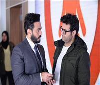 تامر حسني كلاكيت ثالث مرة مع وليد منصور في فيلم جديد