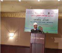 عن غياب شيخ الأزهر لـ«الشئون الإسلامية».. وزير الأوقاف: علاقاتنا في أفضل حالاتها