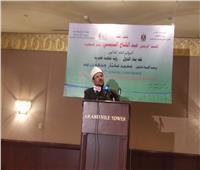 وزير الأوقاف يوضح خطة برنامج ضيوف المؤتمر الدولي الثلاثين للأعلى للشئون الإسلامية