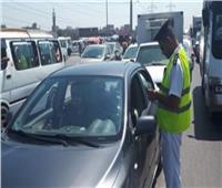 ضبط نحو 6 آلاف مخالفة مرورية و42 سائقا تحت تأثير المخدرات خلال 24 ساعة