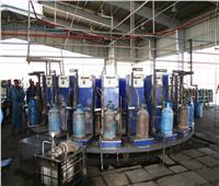 إنهاء إضراب العاملين بمصنع تعبئة «البوتاجاز» بأسوان