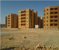 محافظة الأقصر تطمئن حاجزي مساكن الطود بقرب استلام الـ20 عمارة سكنية