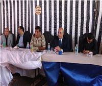 وزير الإسكان يتفقد مستشفى سوهاج الجامعي الجديد