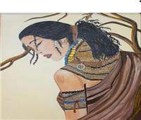 جمعية مصر الجديدة تحتفل برئاسة مصرللاتحاد الإفريقي بـ٥٠ لوحة فنية