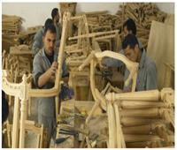 دورات تدريبية لصناع الأثاث بدمياط للوصول بالمنتجات إلى العالمية