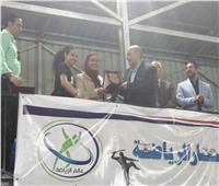 «أخبار اليوم» ونادي عالم الرياضة يكرمان كبار ضيوف بطولة «الكونغ فو»