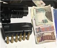 سقوط تاجر حشيش أثناء ترويجه للمخدرات بالتجمع