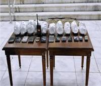 ضبط مخدرات وسلع فاسدة خلال حملات مختلفة بالإسكندرية